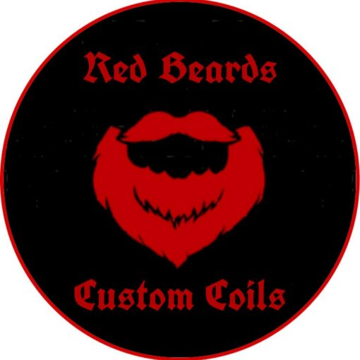 Red Beards Rebuildable Custom Coils