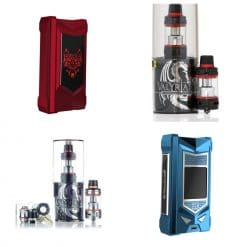 Snowwolf Mfeng 200W TC UX Bundle Deal