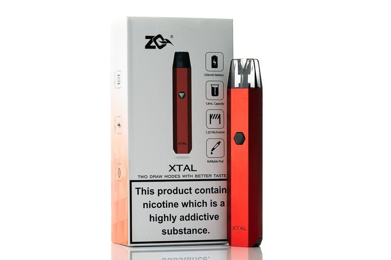 ZQ Xtal Pod System